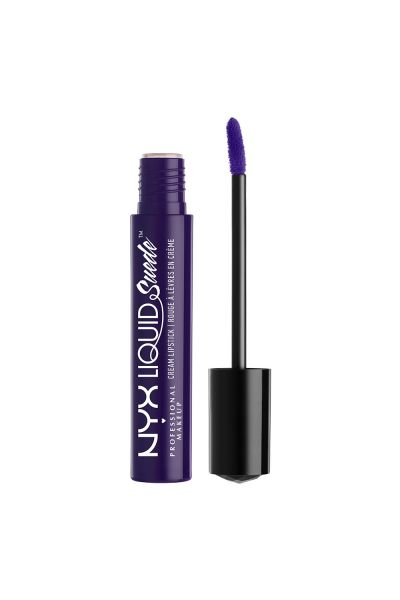 FOUL MOUTH Liquid Suede Cream Lipstick نیکس NYX رژ لب Foul Mouth